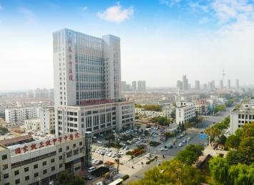 医院全景俯瞰图