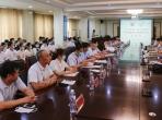 新泰市中医医院顺利完成山东协和学院中医临床教学基地评审工作
