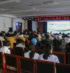 新泰市第七届膏方养生文化节活动精彩纷呈